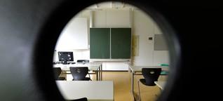 Warten auf den Corona-Test: Münchner Schüler in Quarantäne