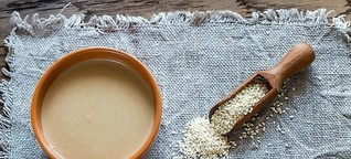 What are the health benefits of tahini? If you eat two spoons of tahini for breakfast ...