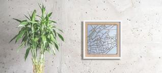 StadtLandCut nutzt Kraftplex für individualisierte Stadtkarten