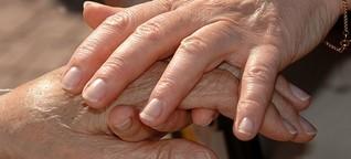 Nach Fall um 92-Jährigen: Wo pflegende Angehörige Hilfe bekommen