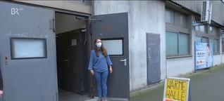 Wärmehalle in Würzburg an Dreikönig gestartet