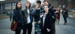 """NOIZZ-Interview mit dem """"Wir sind die Welle""""-Cast - über Fridays For Future und Rechtsextremismus"""