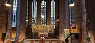 """Der Streit um das """"Reformationsfenster"""" der Marktkirche Hannover"""