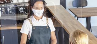 Fachthema: Ein Virus verändert den Ladenbau