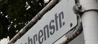 Rassismus-Debatte: Muss die Mohrenstraße in Wuppertal umbenannt werden?