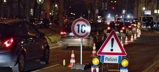 Dauerbrennpunkt Wallring: Polizei nutzt strategische Fahndung gegen die Tuner-, Raser- und Poserszene