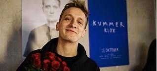 Anti-Alpha: Rap von Felix Kummer