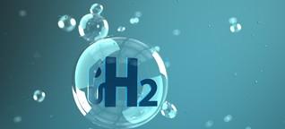 Bild der Wissenschaft: Wasserstoff
