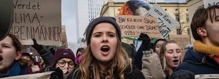 Schülerstreik: Organisatorin Luisa Neubauer im Interview