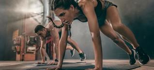 Schweißtreibender Wettbewerb: So kämpfen Fitness-Start-ups um Kunden