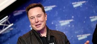 Elon Musk: Multimilliardär, Seriengründer - Visionär?