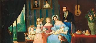 Biedermeier Epoche (1815-1848): Rückzug in die heile Welt