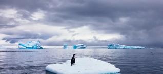 Klima und Erderwärmung: Die große Schmelze