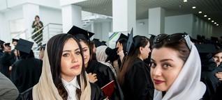 """""""Für die afghanischen Frauen ist eine neue Ära angebrochen"""""""