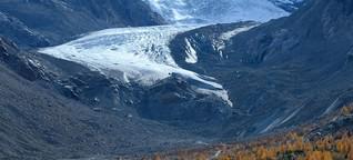 Gletscher erhalten: IQ Magazin vom 15.02.2021 | BR.de
