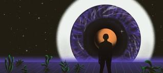 Menschen im Weltall: Die dunkle Seite des Mondes