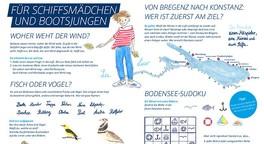 Kinderseite 2020 für die BSB Bodensee-Schiffsbetriebe