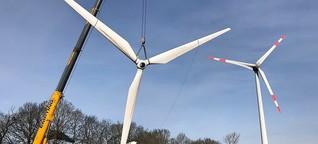 Windkraftförderung läuft aus: Die Demontage hat begonnen
