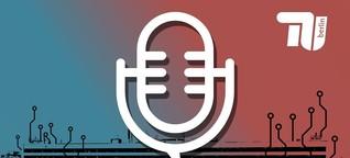 Podcast-Produktion. Zukunftsmacher*innen - Der Alumni-Podcast der TU Berlin