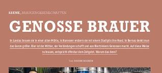 Feature: Braugenossenschaften