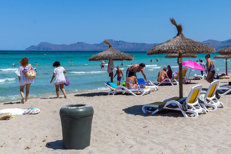 Touristen hauptverantwortlich für Plastik am Strand
