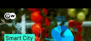 Smart City: How Can We Feed 10 Billion People? | Future Smart City Projects | Urban Farming