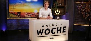 """SWR Satire """"Walulis Woche"""" geht in die zweite Staffel"""