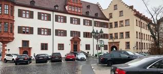 Streit in Würzburg: Innenstadt-Parkplätze sollen weg