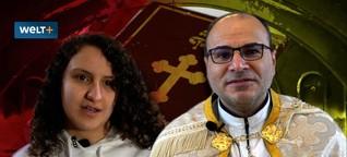 """Irakische Christen: """"Dann hörte ich Schüsse und bekam Angst"""" - WELT"""
