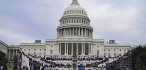 Donald Trump: Sturm auf das Kapitol in Washington - Wo war die Nationalgarde?
