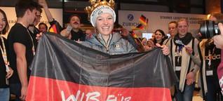 Warum arbeiten so viele Wintersportler bei Zoll, Polizei und Bundeswehr?