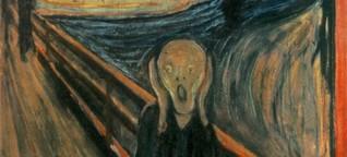 """""""Der Schrei"""": Edvard Munchs Bild enthält eine geheime Botschaft - WELT"""