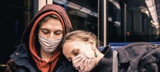 """Fotoprojekt """"Stuttgart trotz(t) Corona"""": Ihre Bilder vom Alltag mit Maske"""