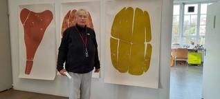 #WieLeben: Künstlerin Ulrike Holthöfer im Porträt