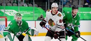 """""""Ich mache mir immer Druck"""" - Schweizer NHL-Rookie entzückt die Liga"""