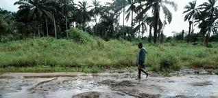 Ölverschmutzung im Niger-Delta: Shell muss zahlen