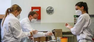 Die Impfbereitschaft im Landkreis Dachau ist hoch