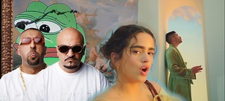 Visualizing Music - die besten Musikvideos des Monats Februar 2021