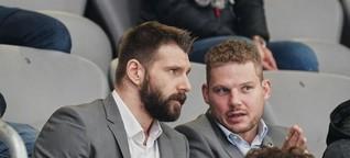 Steffen Tölzer erzählt - über Dorfleben, Faustkämpfe und seine 17. AEV-Saison