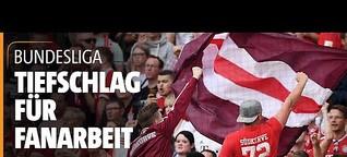 Fanprojekte unter Druck: DFB will Zuschüsse kürzen | Sportschau