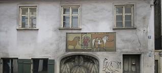 Virtuelle Tour durch die Alte Schmiede: So sieht das Denkmal von innen aus