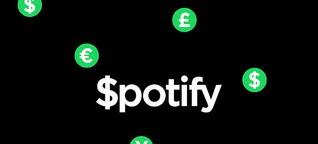 Bruchstelle: Gerechtigkeit bei Spotify? Eine kritische Betrachtung (DJ LAB)