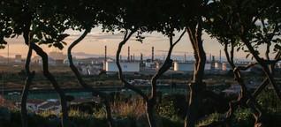 Bewohner in Fos-sur-Mer verdächtigen Industrie als Krankheitserreger