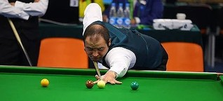Federation Panics as Iranian Snooker Player Competes Against an Israeli