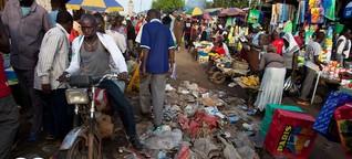 Wirtschaftslage verschlimmert Krise im Südsudan | DW | 03.04.2016