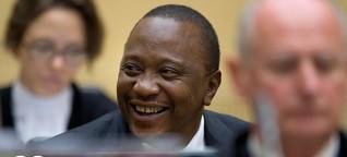 Der Fall Kenyatta: Haben die kenianischen Behörden Beweise zurückgehalten? | DW | 19.08.2015