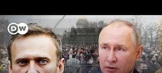 How big a threat is Navalny to Putin's power?