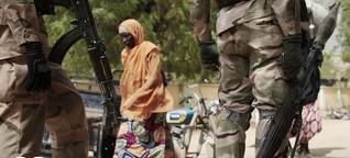 Kommen Nigerias Chibok-Mädchen endlich frei? | DW | 30.08.2016
