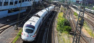 Bahnausbau für ICE sorgt für Ärger in Bamberg