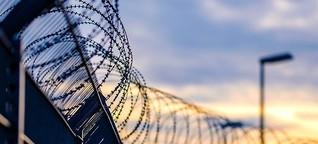 Gefängnis im Lockdown